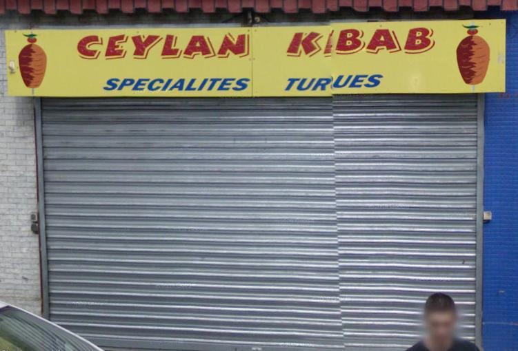 Ceylan kebab