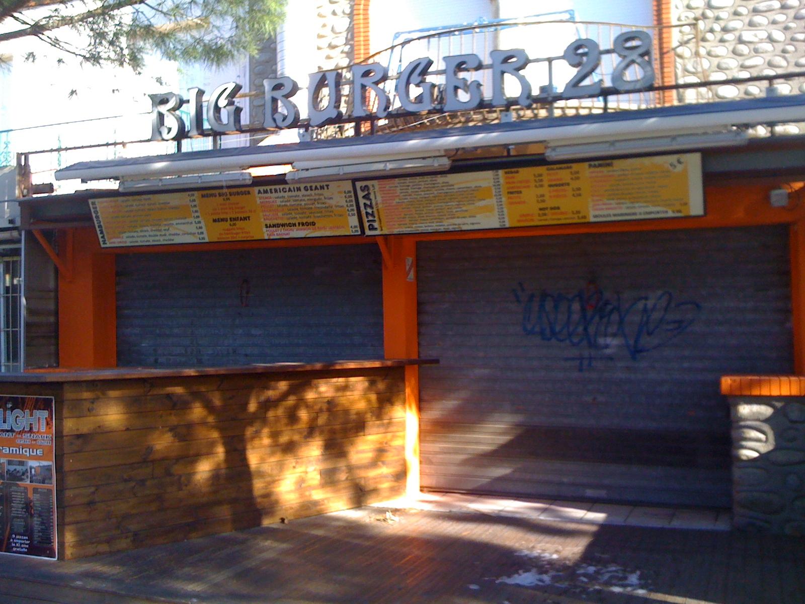 Big Burger 28 à Argelès-sur-Mer