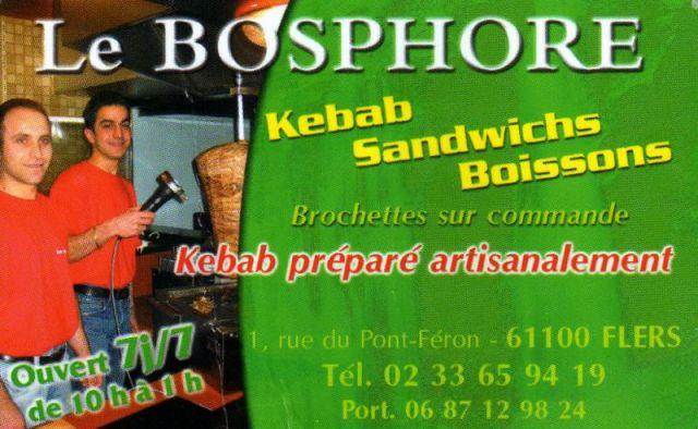 Le Bosphore - Flers