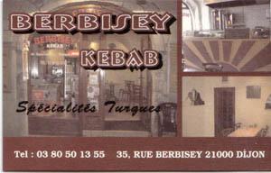Berbisey kebab