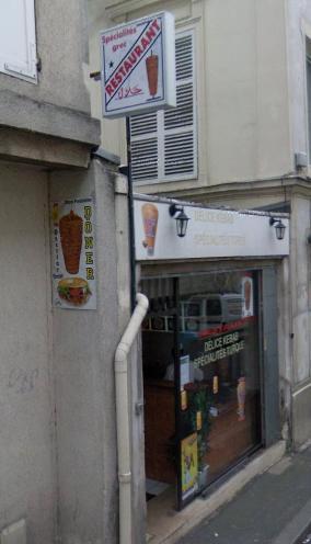 Delice kebab à Pontoise