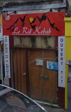 Rif kebab