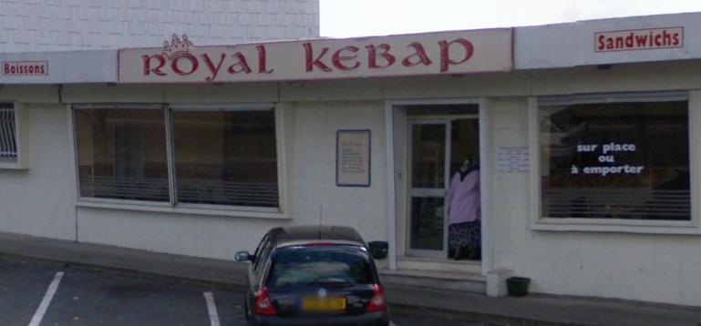 Royal kebap à Le Havre