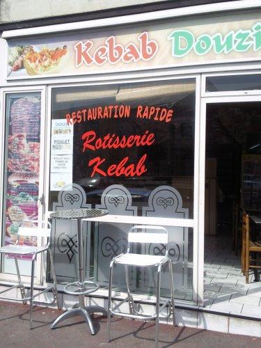 Kebab Douzi