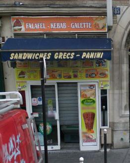 Kebab Gourmets à Paris 12