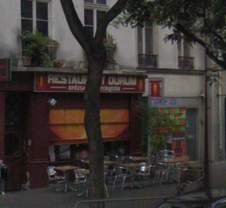 Restaurant Durum - Paris 03