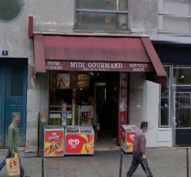 Midi Gourmand