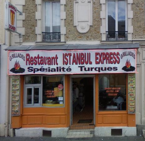 Istambul express - Noisy-le-Sec