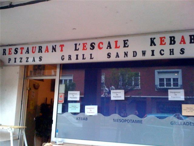 L'Escale Kebab