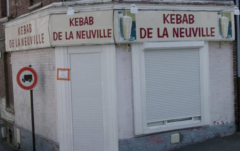 Kebab de la neuville