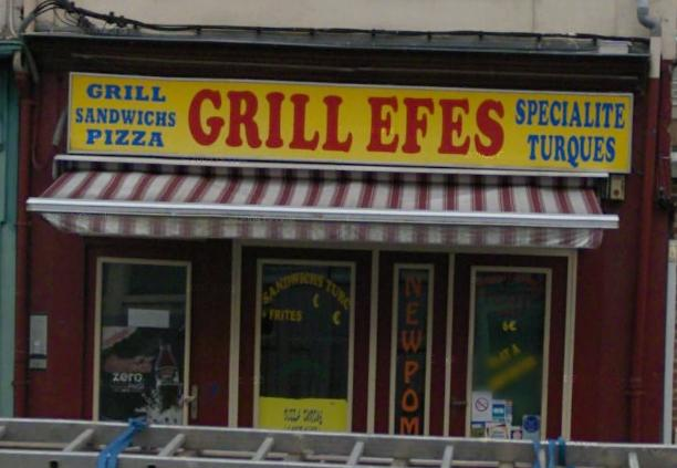 Grill Efes