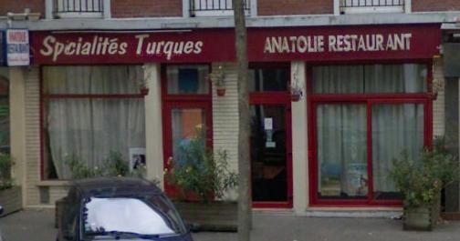 Restaurant Anatolie à Le Havre