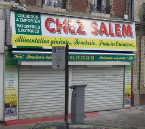 Chez Salem à Le Havre