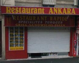 Ankara - Paris 18