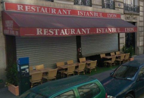 Istanbul Lyon à Paris 12