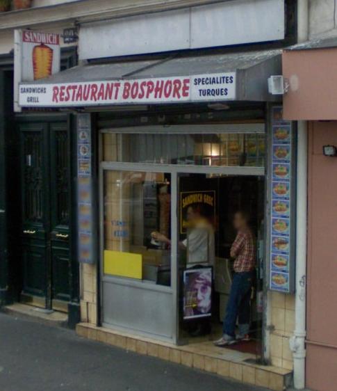 Bosphore à Paris 11