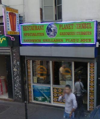 Planet Istanbul - Paris 11