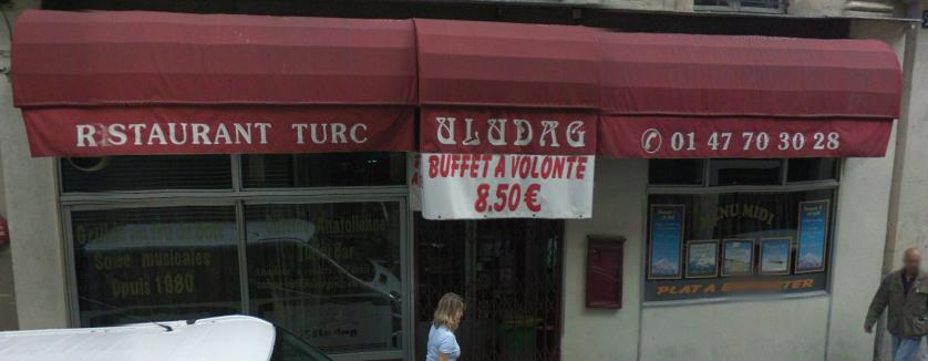 Restaurant Uludag