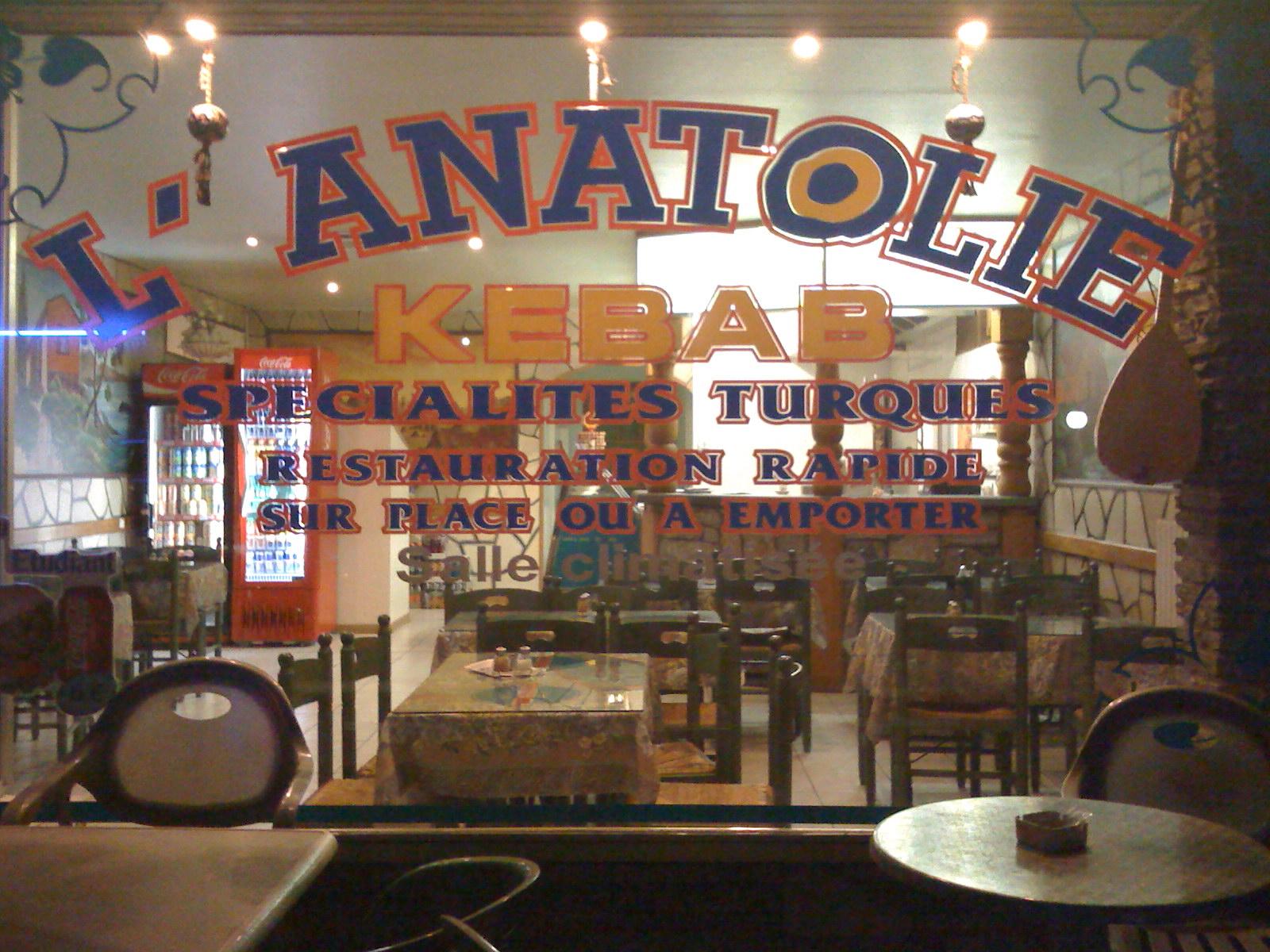 L'Anatolie