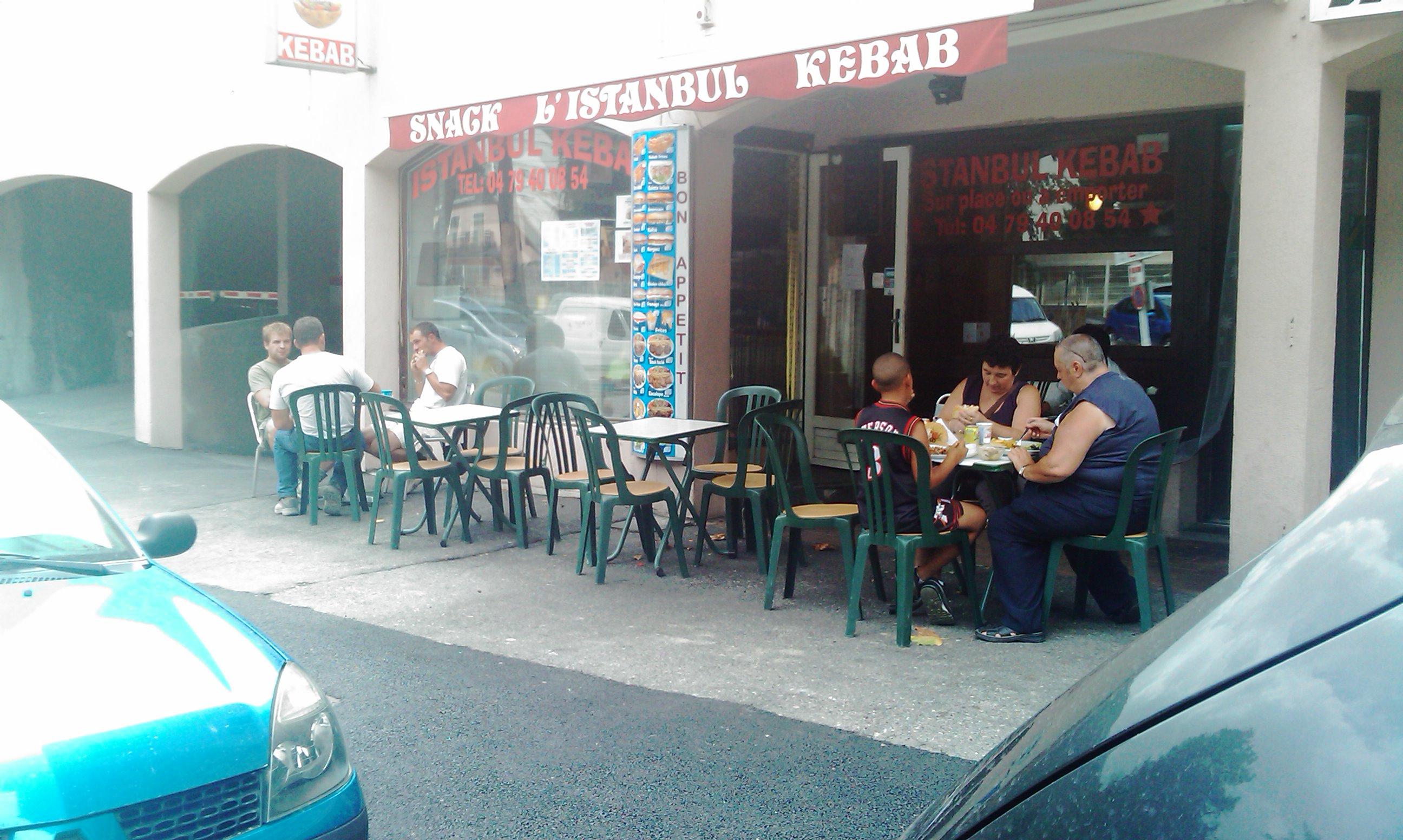 Istanbul Kebab - Moûtiers