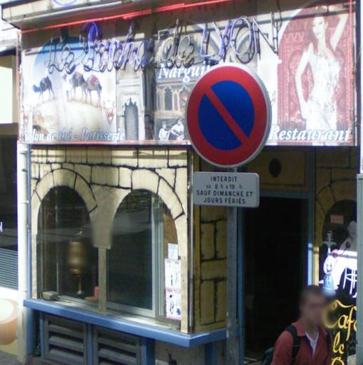 Le pacha de lyon à Lyon