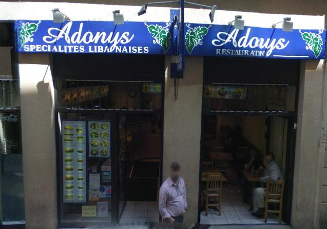 Adonys à Lyon