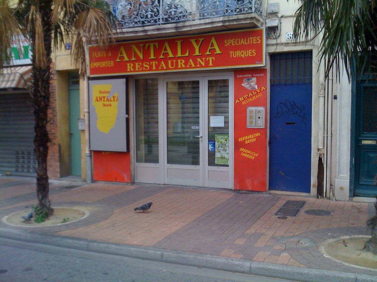 Restaurant Antalya - Perpignan
