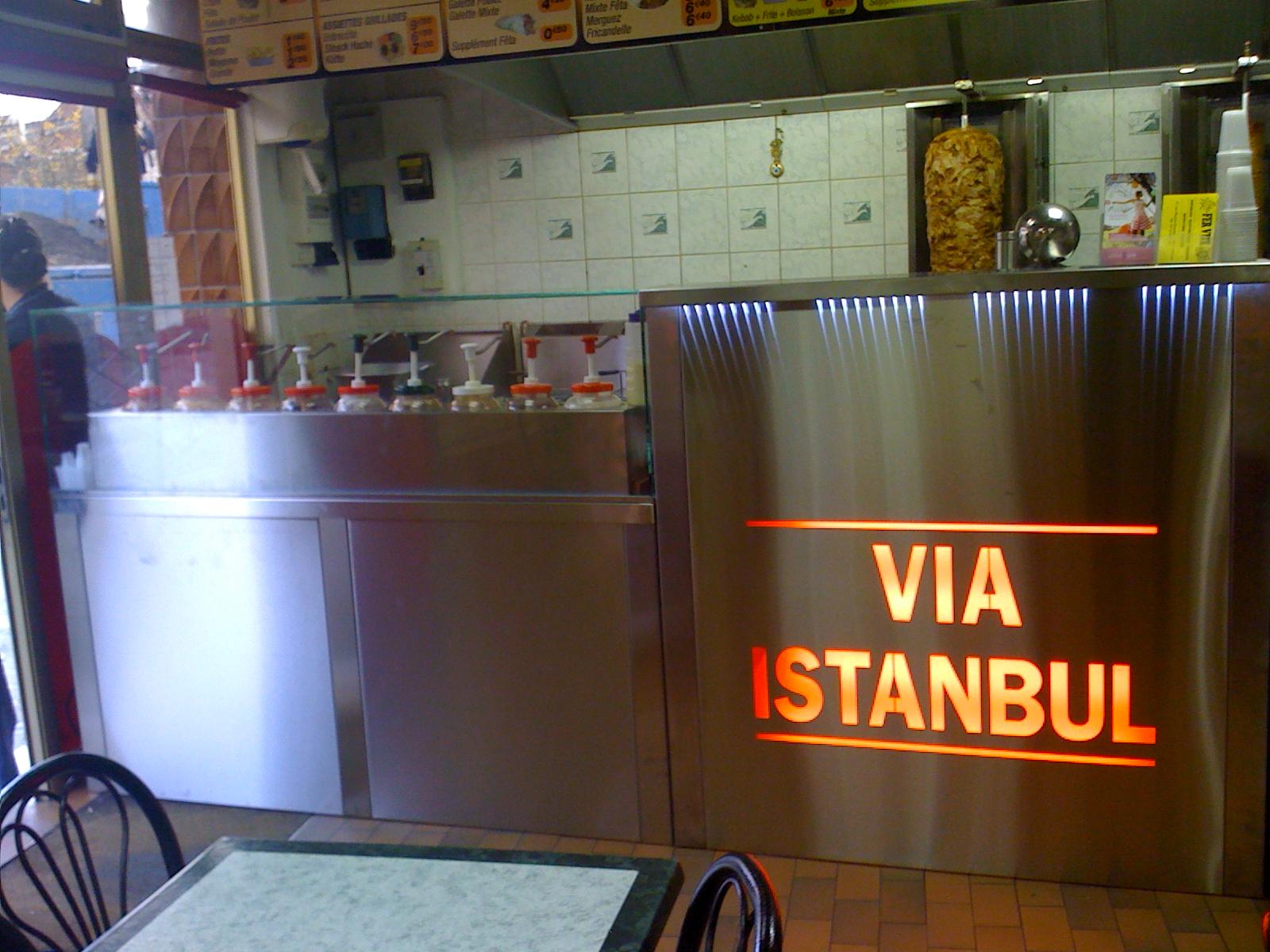 Via istanbul