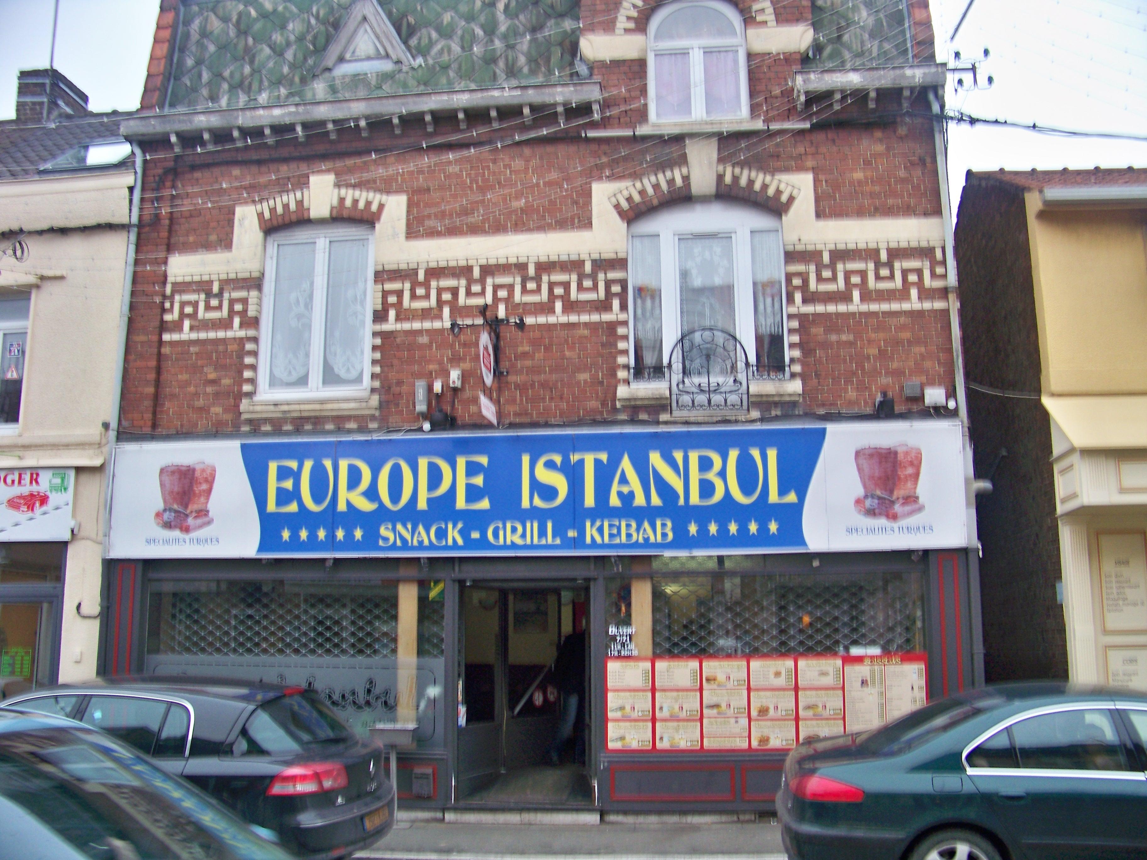 Europe istanbul