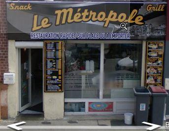 Le Metropole Kebab