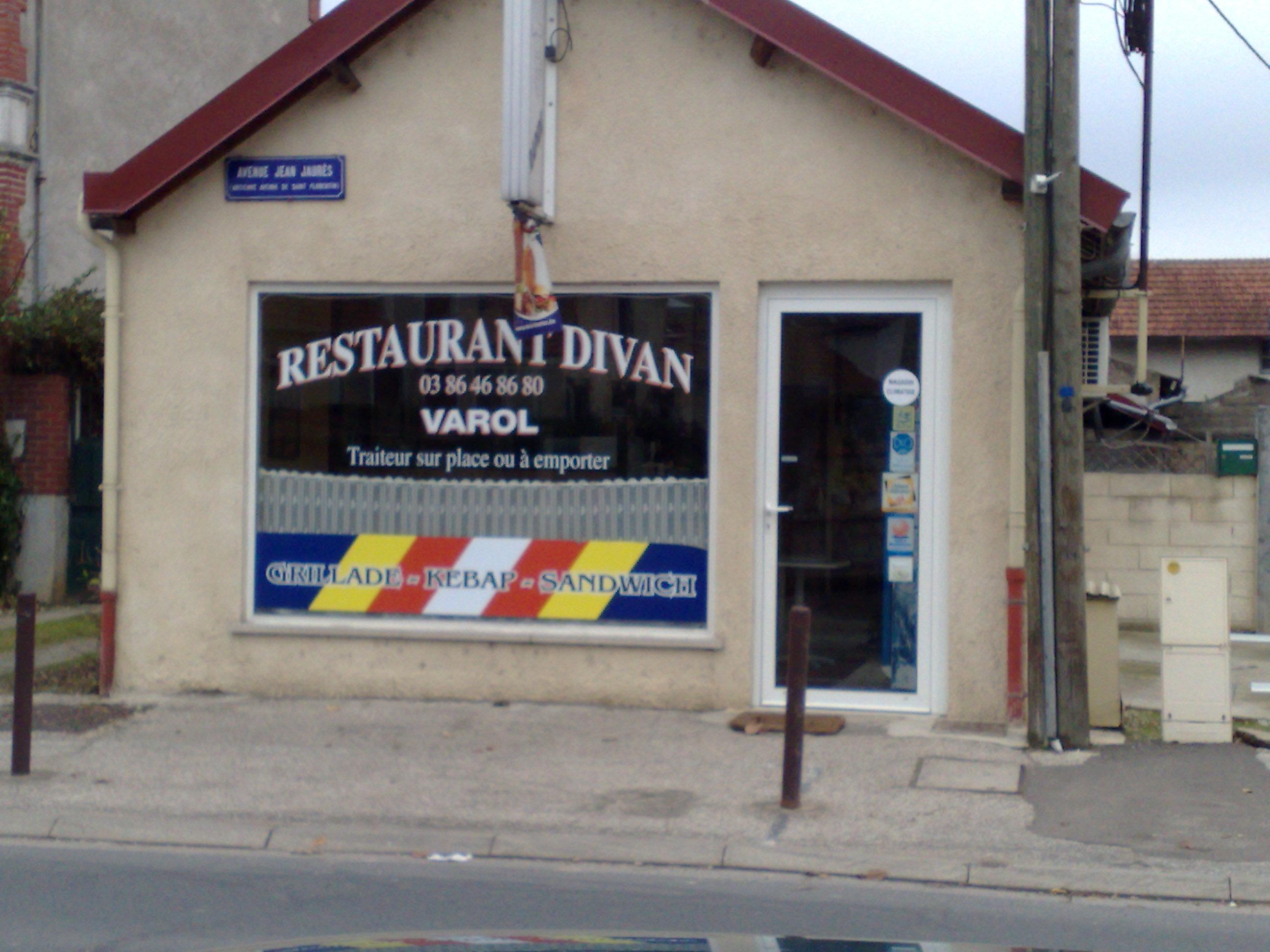 Le divan auxerre avis tarifs horaires t l phone for Divan kebab menu
