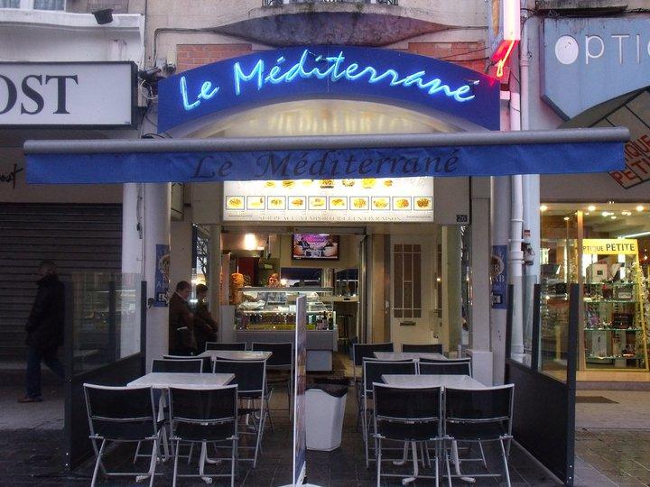 Le méditerranée à Reims
