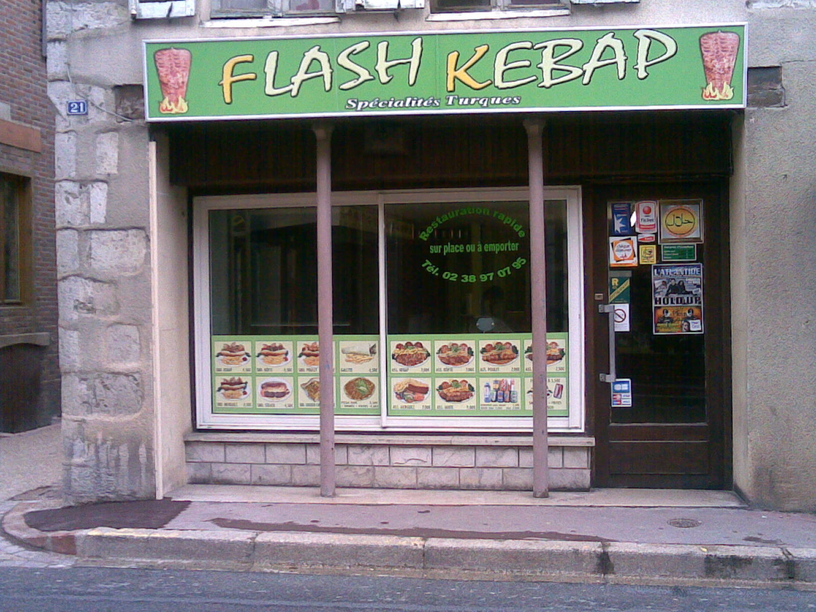Flash Kebap