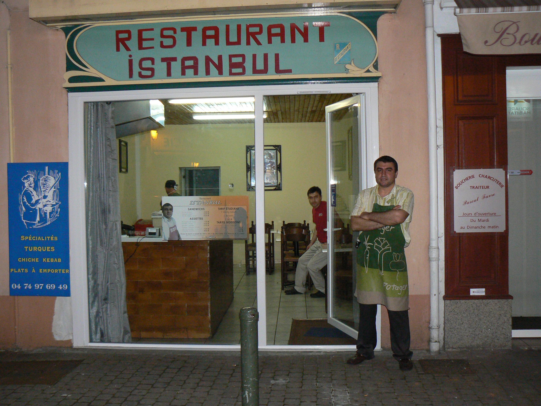 Restaurant Istanbul - La-Tour-du-Pin