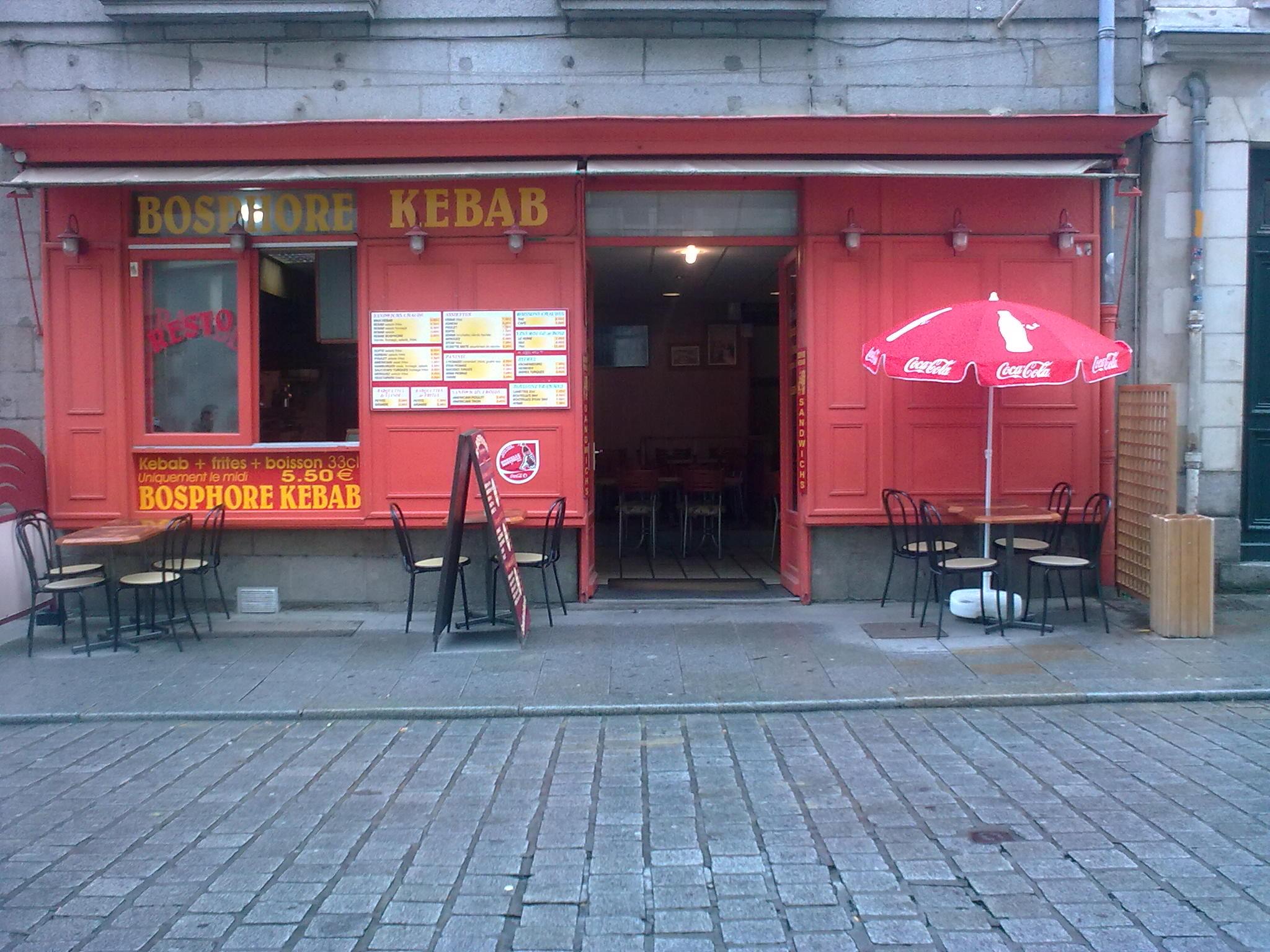 Kars Bosphore Kebab à Rennes