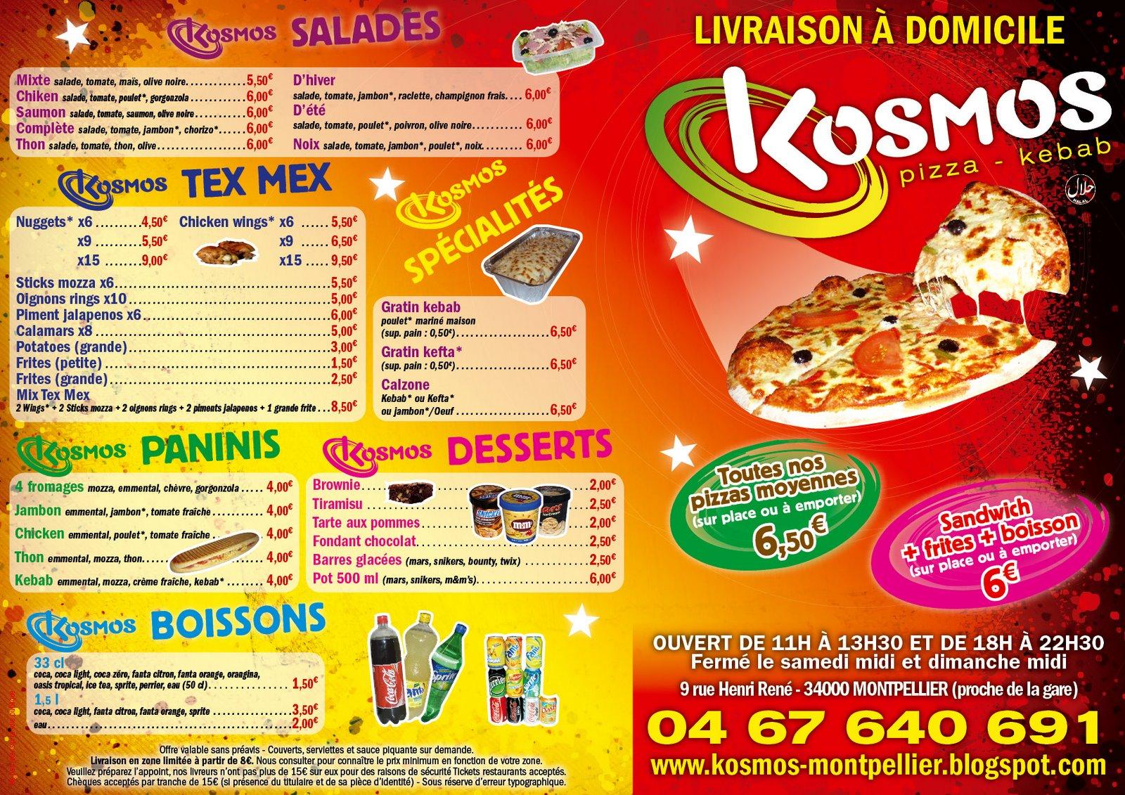 Kosmos Kebab