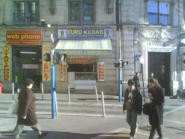 Euro Kebab à Montpellier