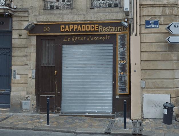 Cappadoce à Bordeaux