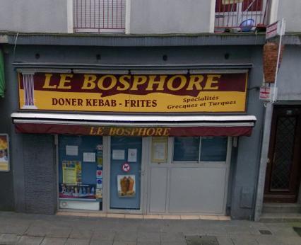 Le Bosphore - Brest