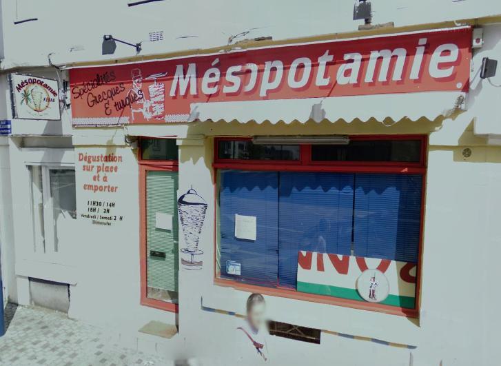 Mésopotamie - Brest