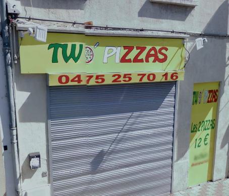 Two Pizzas à Valence