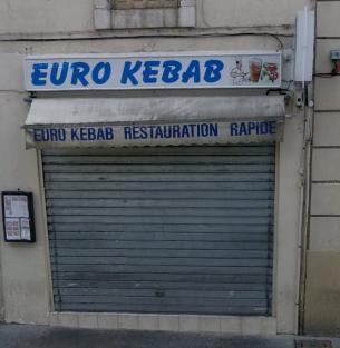 Euro Kebab à Dijon