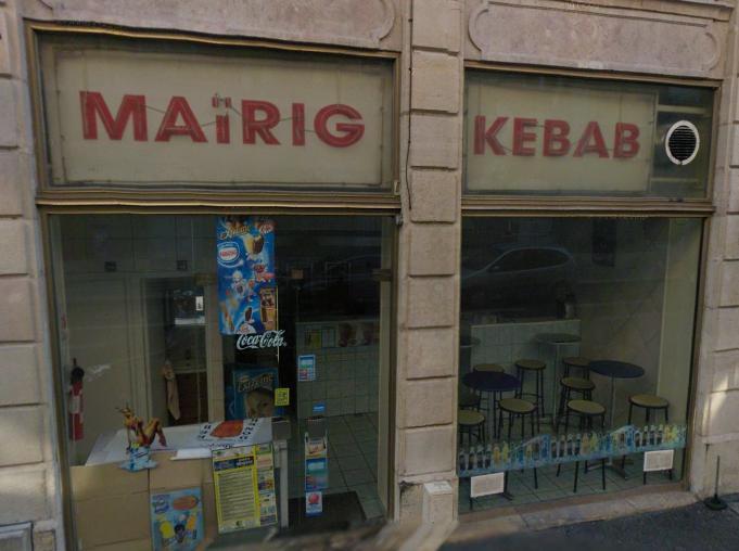 Mairig Kebab à Dijon