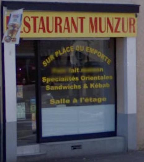 Munzur Kebab - Dijon