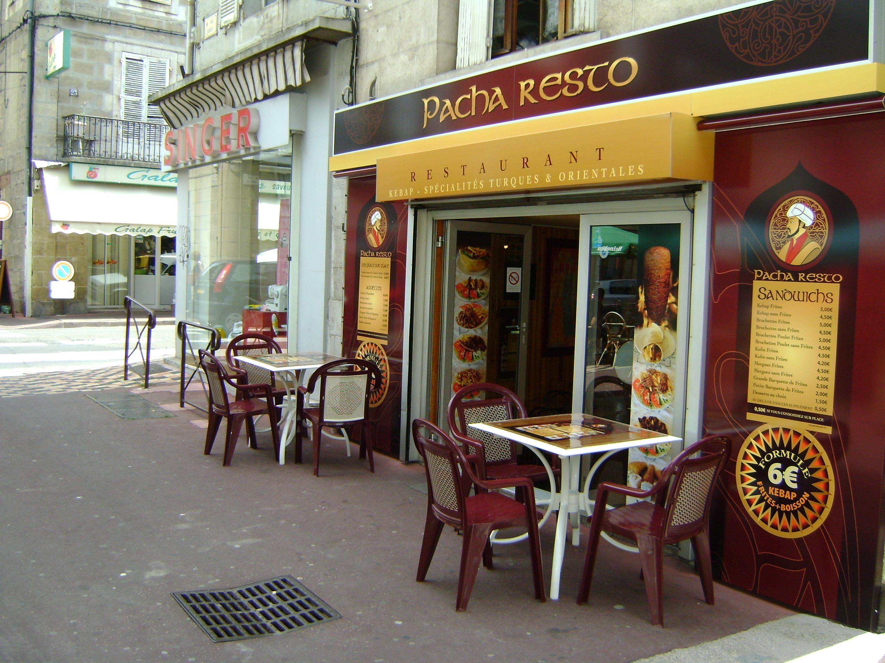 Pacha - Brive-la-Gaillarde