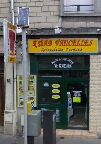 Kebab de Vaucelles