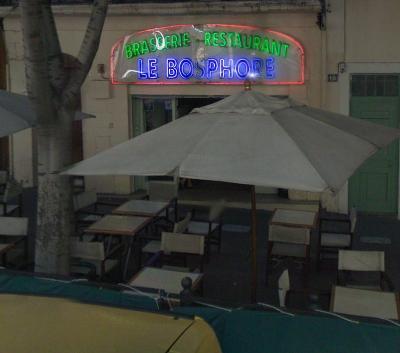 Brasserie le Bosphore