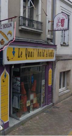 Le Quai Bab d'Aladin
