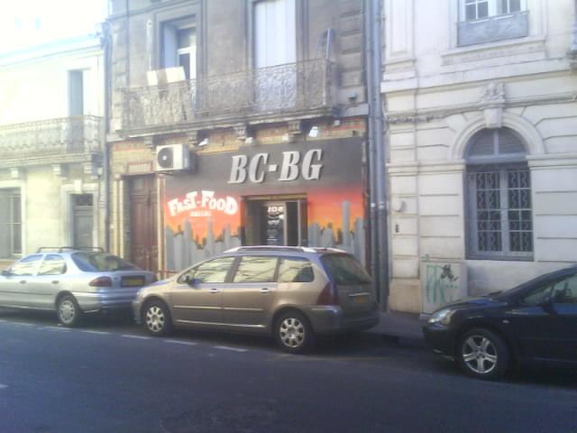 BC-BG Fast Food