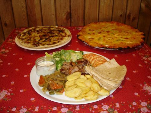 Pizza et Tradition